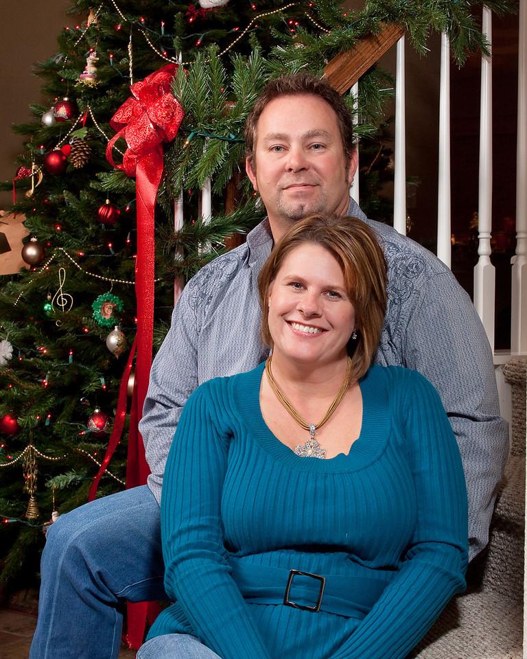 Chris and Cheryl Liles