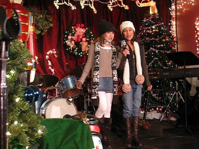 Video-Jessica-Madison-Christmas Show 3 at Josette's Bistro 12-07-08