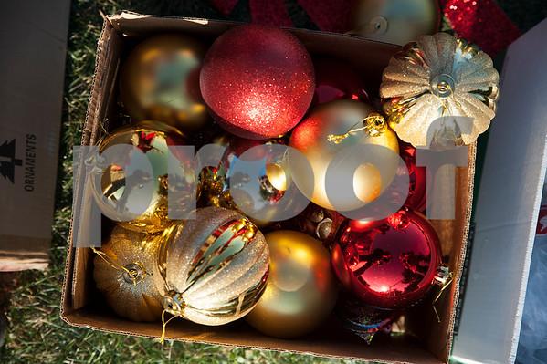 Christmas Tree Decorating 12/9/16