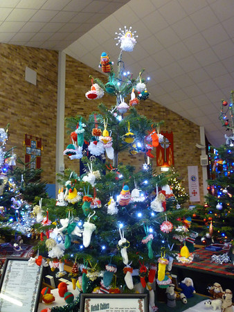 Christmas Tree Festival 2012
