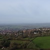 Looking west to the Bristol Channel