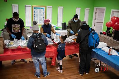 Christmas With The Community @ BAHA'I Center 12-17-2020 by Jon Strayhorn