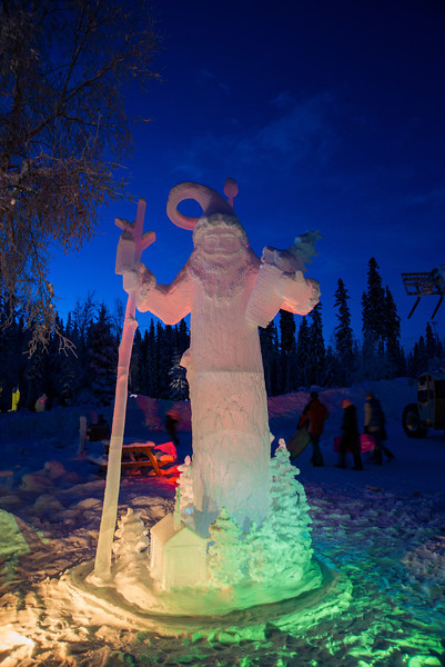Photo Credit: Sherman Hogue / Explore Fairbanks