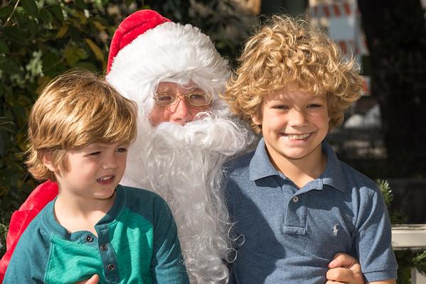 Christmas on Mercer, 2017