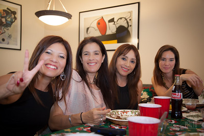 Chritmas party of chicas del gym 0019_