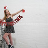 Putting Merry Christmas sign up
