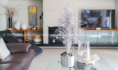 Simple summer  Christmas decoration