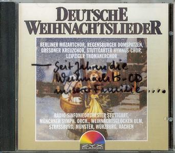 The special Pfaffernoschke Christmas CD