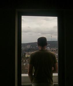 ...und noch ein Blick auf die Geburtsstadt