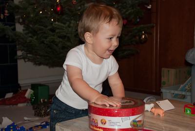 Happy Christmas Boy