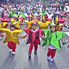 Christmas in Baguio began with a mardi gras joined by day care pupils and their parents in full Yuletide costumes. (Photo by Mauricio Victa of Sun.Star Baguio)