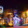BACOLOD. The Artikulo Relihiyoso Christmas display of the Sy family is an attraction in their neighborhood along Lopez Jaena-San Sebastian Sts. in Bacolod City. (Archie Rey Alipalo)