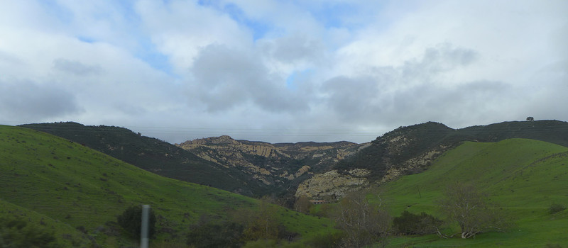 North of Goleta