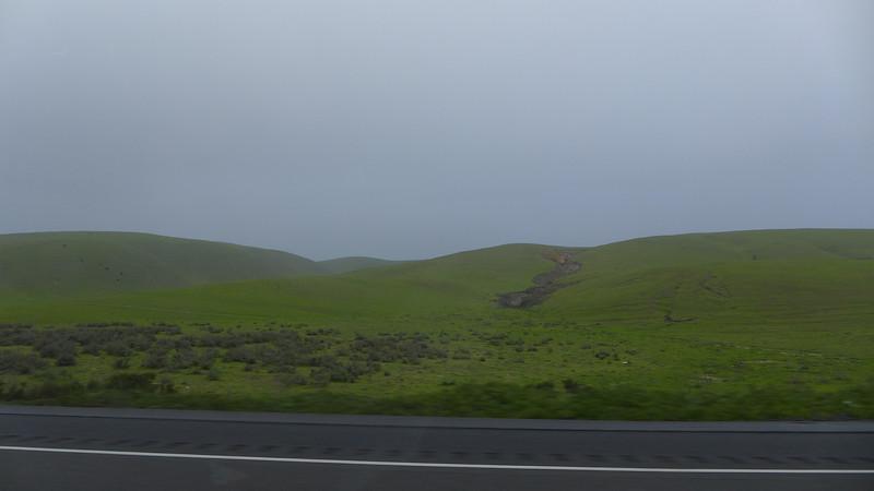 Highway 101 North of Goleta
