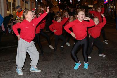 Harwich & Dovercourt Community Christmas Lights Switch-On 2015
