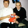 Nualas mummy and daddy and Christopher<br /> October 1999