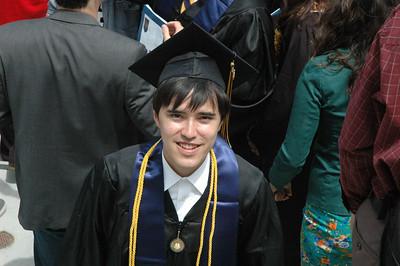 Christopher's Graduation