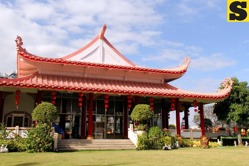 Chu Un Temple, Cebu City