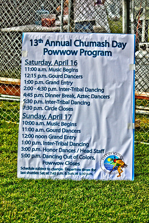 Chumash Powwow Malibu April 2011