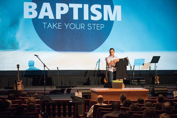 UCFC Summer Baptisms 2017