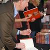 Mark Hitchcock signing books