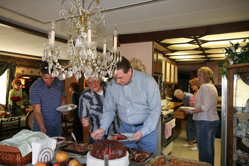 Church Dinner 2008/3/15
