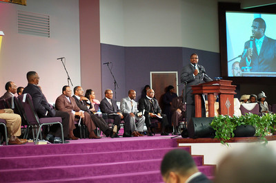 2009 NC 2nd Jurisdictional Convocation