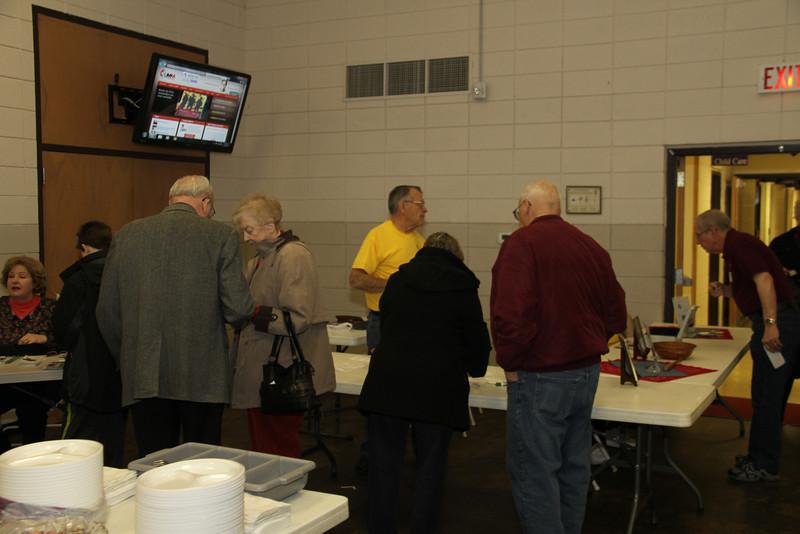 Heartland Districts United Methodist Mens Lenten Breakfast, March 23, 2013 at St. Luke's United Methodist Church, Kansas City, MO