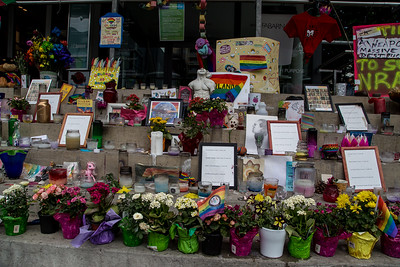 Support For Orlando Shooting Victims