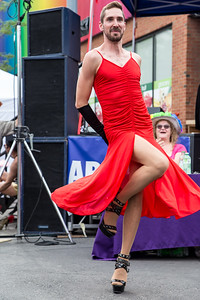 High Heel Strut Contest - The Contestants