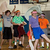 Dodge ball fund raiser team