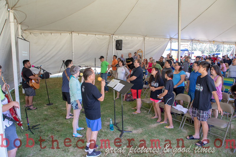 H08A2732-Camping and Christian Baptism-Leeward Community Church-Bellows Field Beach Park Campground-Waimanalo-Hawaii-June 2018