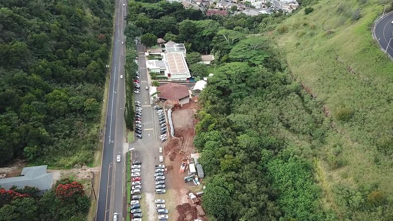 DJI_0050-Leeward Community Church-1st week aerial image-Pearl City-Hawaii-January 2018
