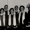 17. Here'a couple of old photos with Dorothy, as organist for the choir back in the 1960s. She is at right next to the choir director Lyn McNatt.