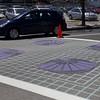 Crosswal in Downtown LA