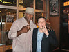 Cigar manufacturers and friends Tom Ramsey of Avalon Cigars and Sean Williams of Atlanta-based Primer Mundo Cigars.