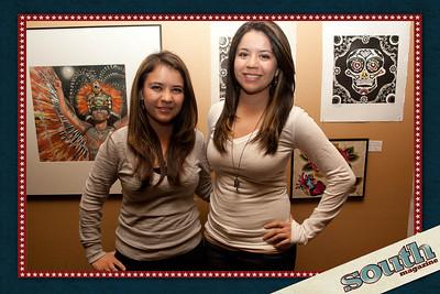 Diana Gonzalez and Laura Gonzalez
