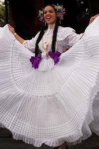 GRUFOLPAWA - Grupo Folklorico de Panama en Washington, DC.