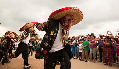 Danzantes Los Tequanis