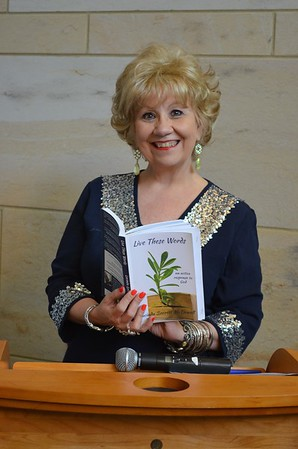 2014-05 Cindy McDowell Book Launch