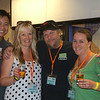 CineBrew Mart 2014 <br /> (left to right: Peter Estaniel, Char Boger, Steve Donohue, Carolyn Hopkins-Vasquez)<br /> photography by: Stephanie Guerrero