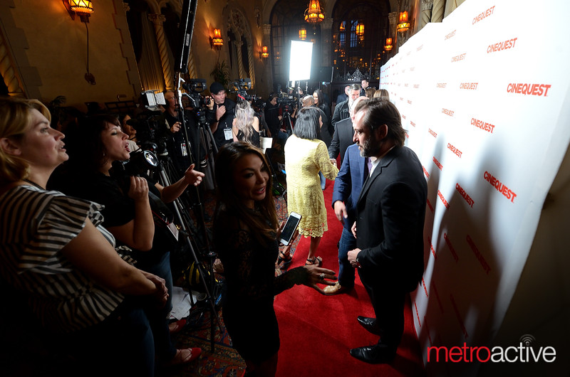 Red Carpet Event - California Theater 27 February 2018