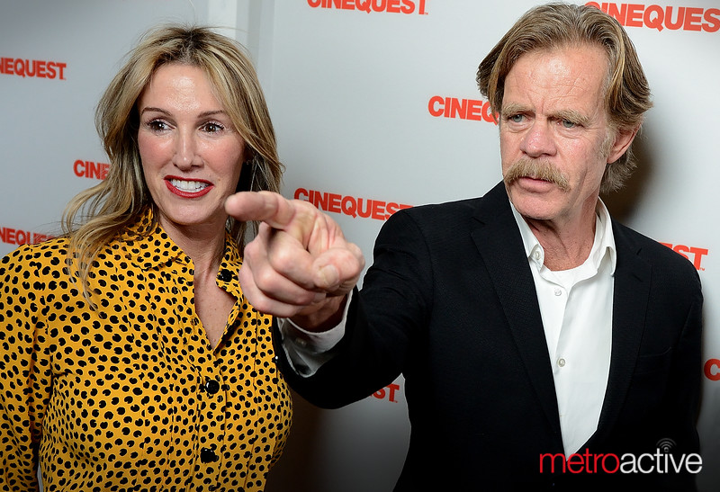 """Krystal"" Producer Rachel Winter & Director/Actor William H. Macy"