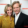 """Krystal"" Producer Rachel Winter with William H. Macy"