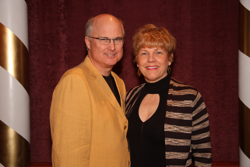 Ed Hinkelman and Gayle Madison