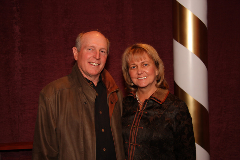 Robert and Karen Spurgeon