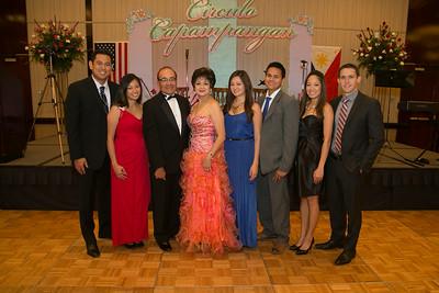 Circulo Inauguration Ball 2014-18