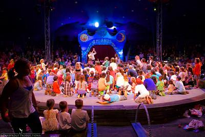 Circus Smirkus 2014