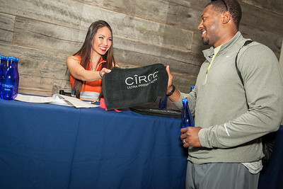 Ciroc Week Get Fit with Quick & Train with Serge
