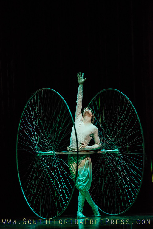 Cirque Du Soleil - Varekai Descends from the sky and into BB&T Center for 15 performances Aug 12-23